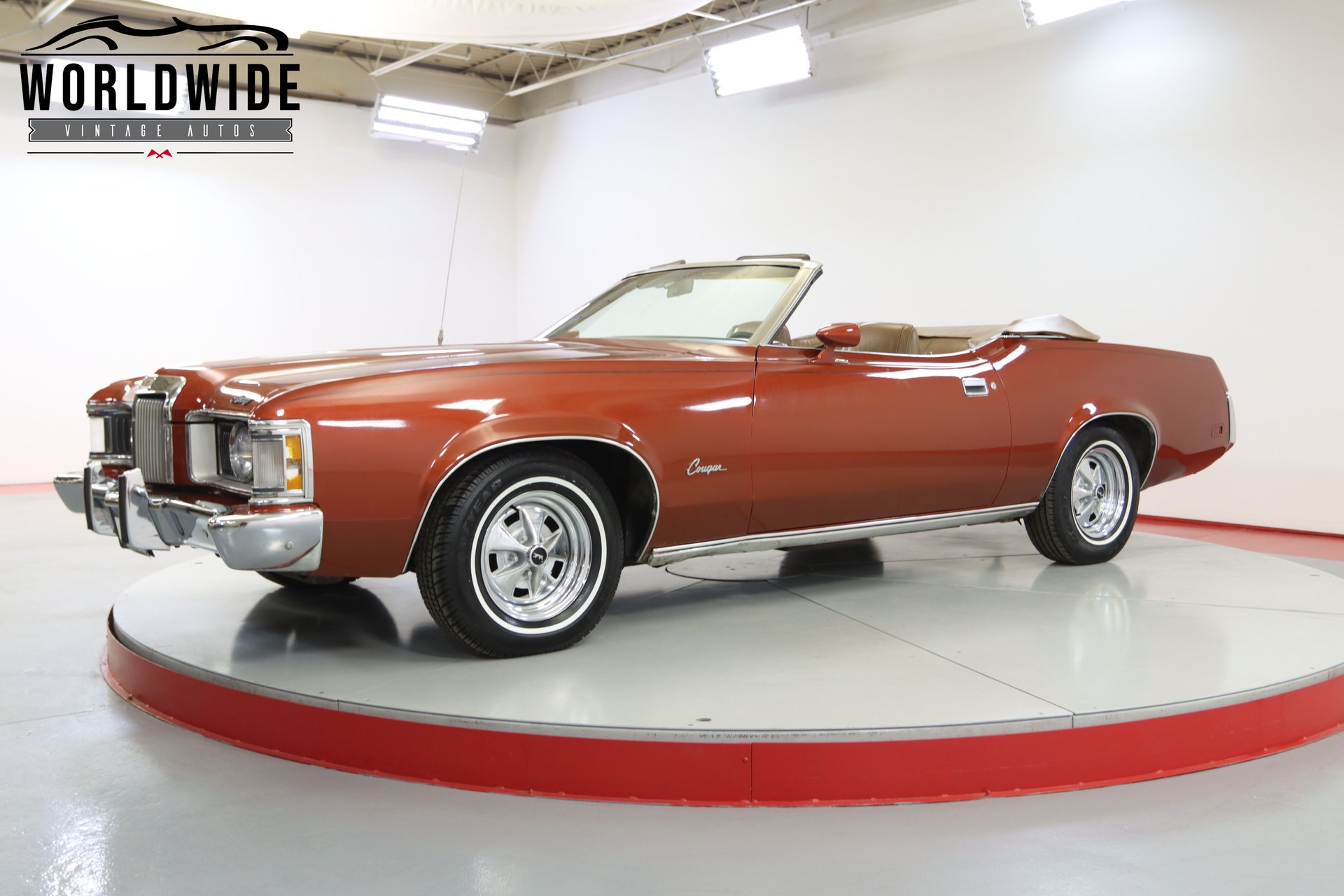 1973 mercury cougar xr 7
