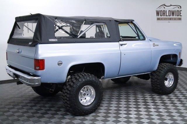 1973 Chevrolet K5 Blazer