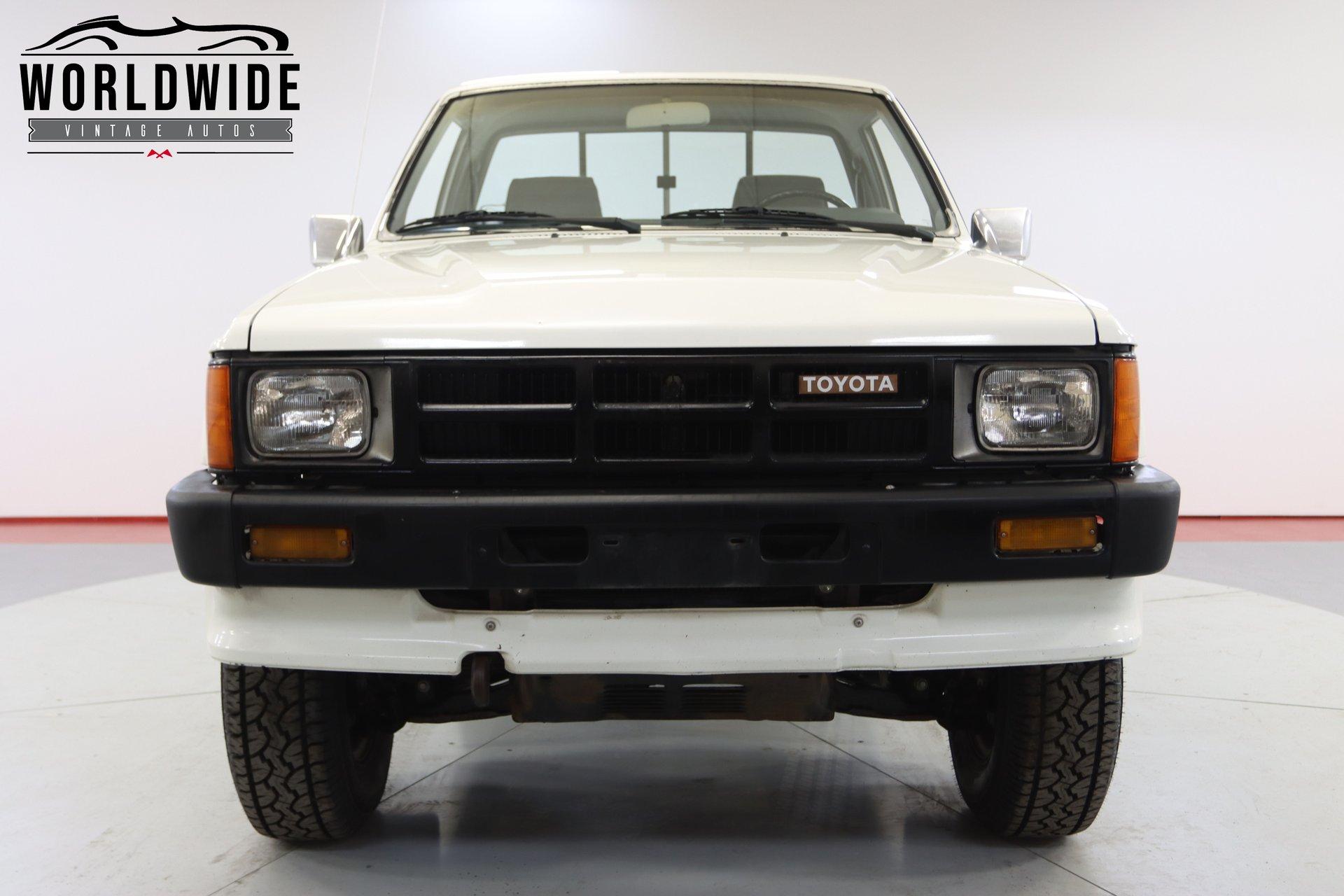 1986 Toyota Truck