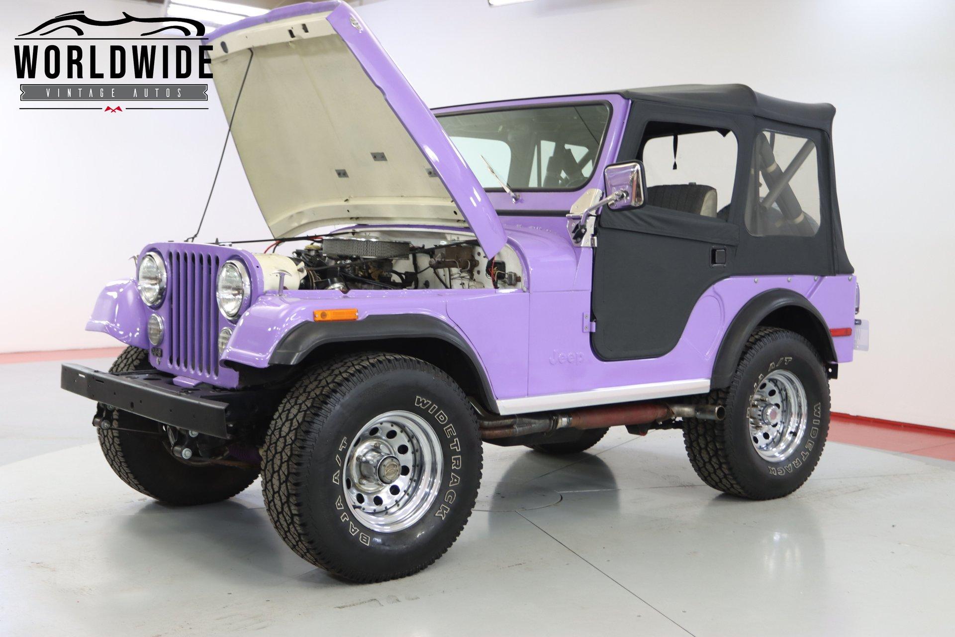 1976 Jeep CJ-5