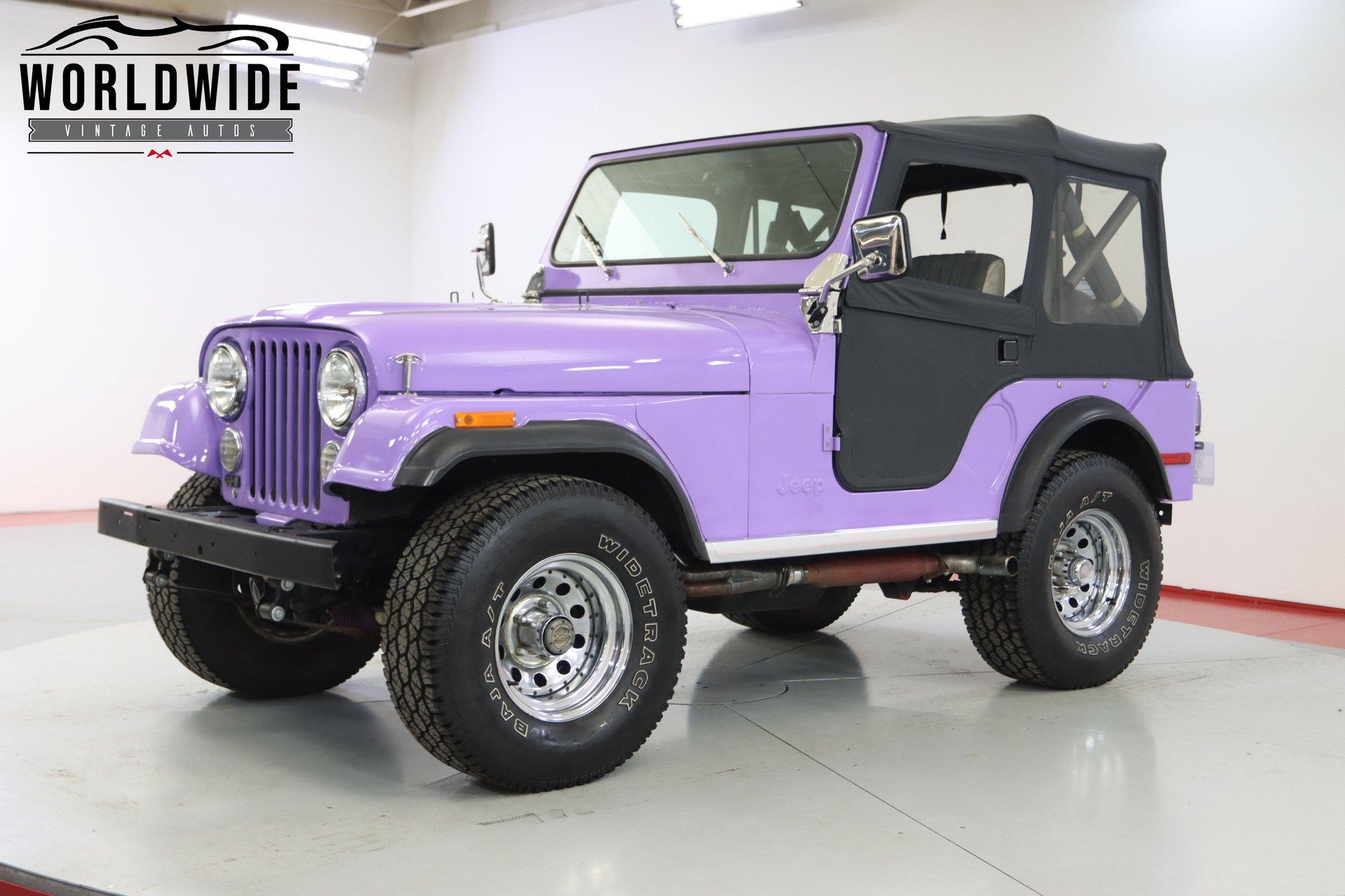 1976 jeep cj 5
