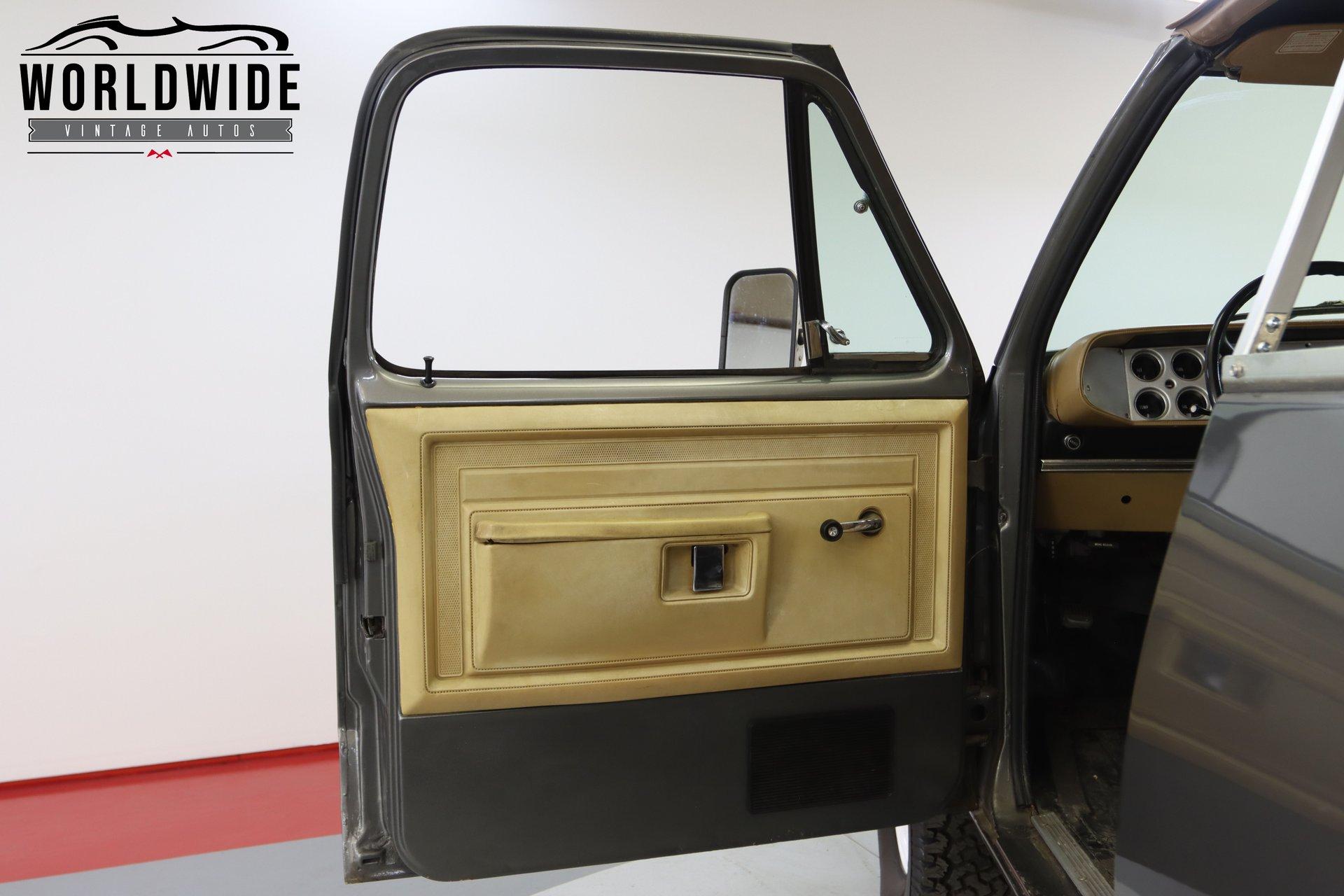 1980 Plymouth Trailduster