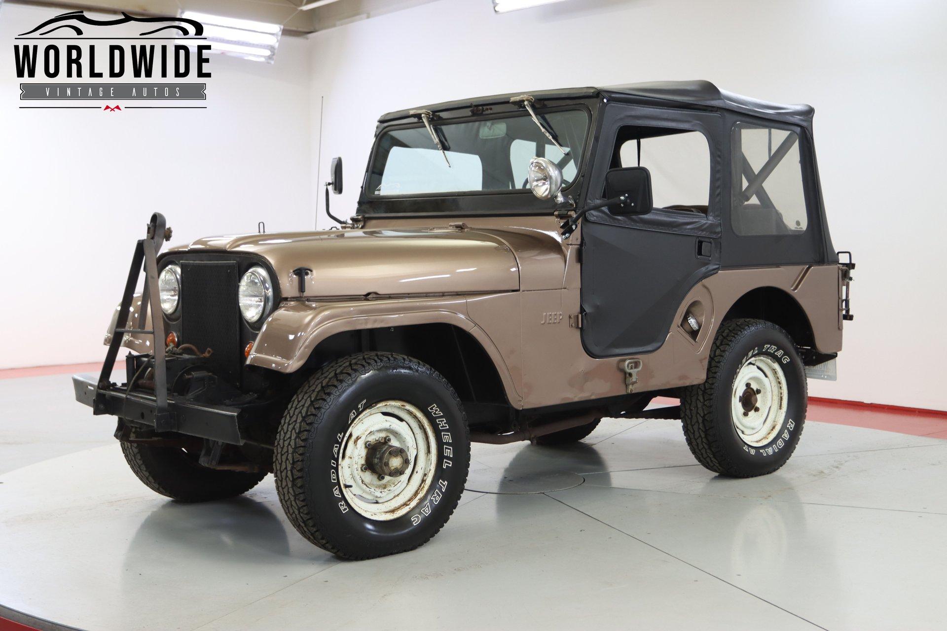 1964 jeep cj 5