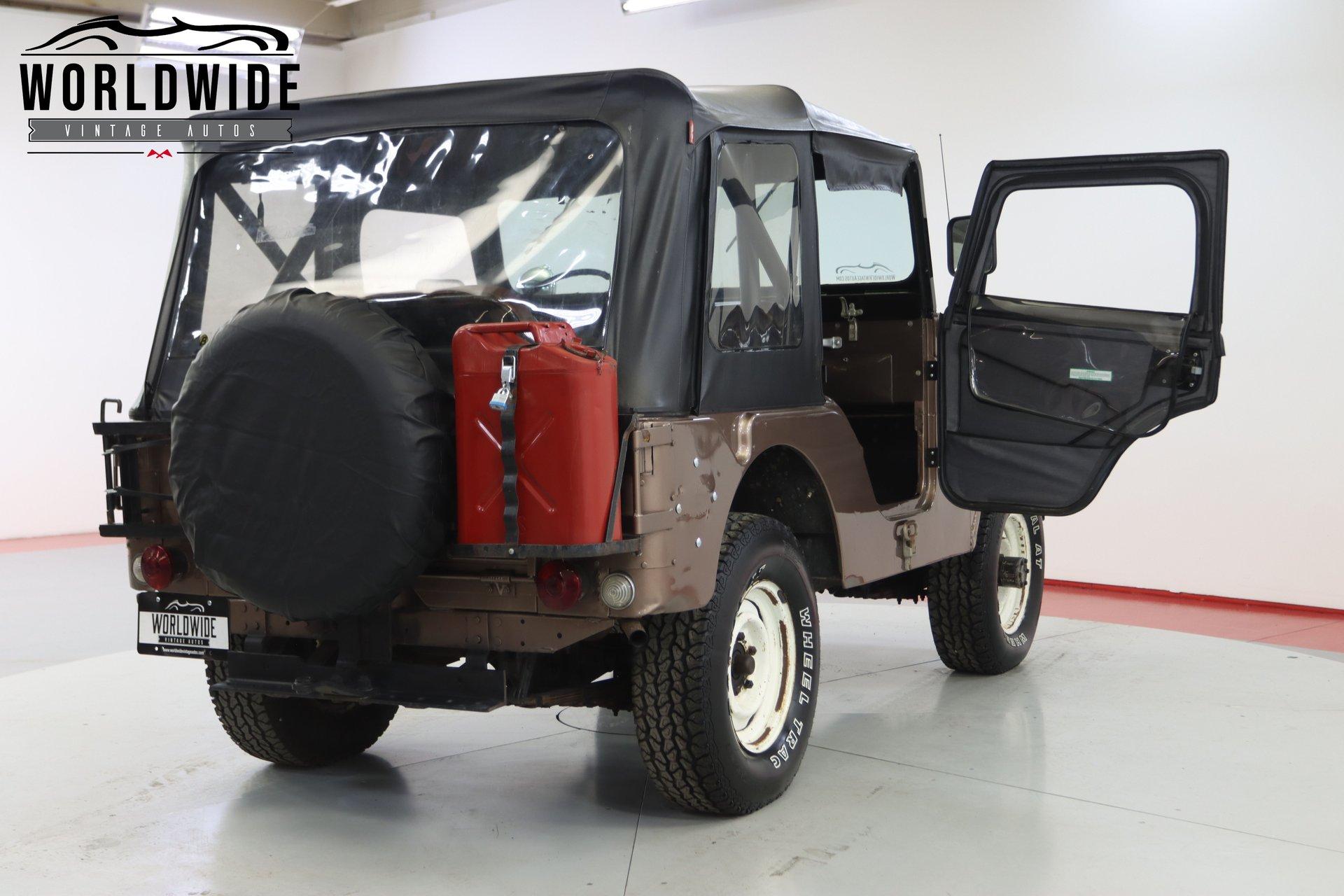 1964 Jeep CJ-5
