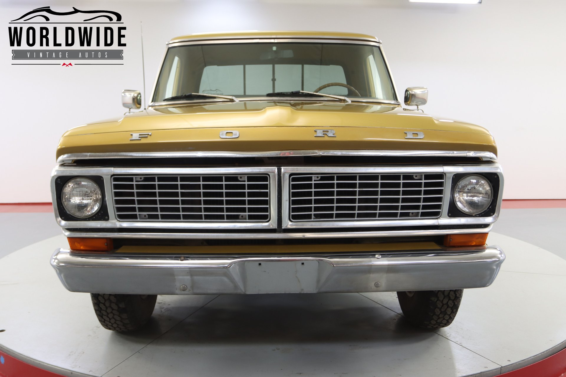 1970 Ford F-250