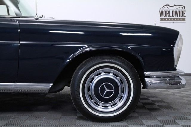 1966 Mercedes 250 Se Coupe