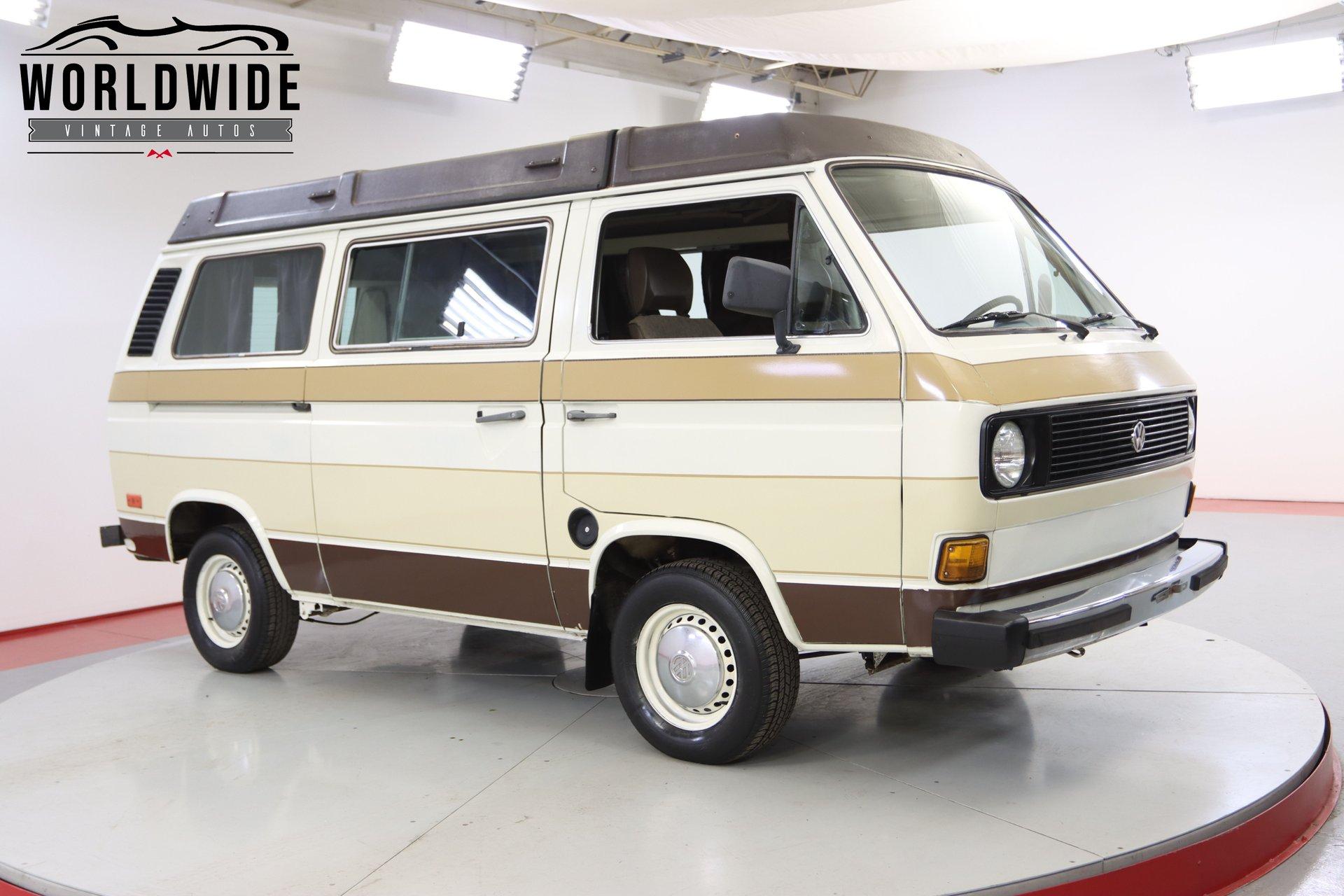 1981 Volkswagen KOMBI WESTFALIA