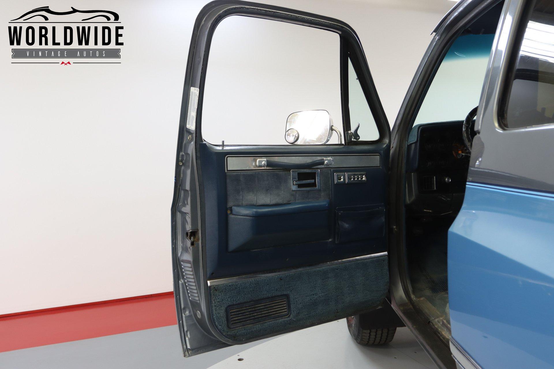 1987 Chevrolet Suburban