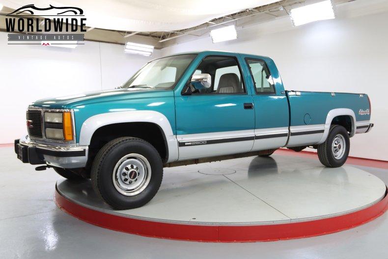 1993 GMC 2500