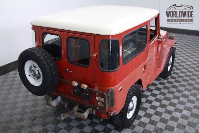 1975 Toyota Land Cruiser Fj40