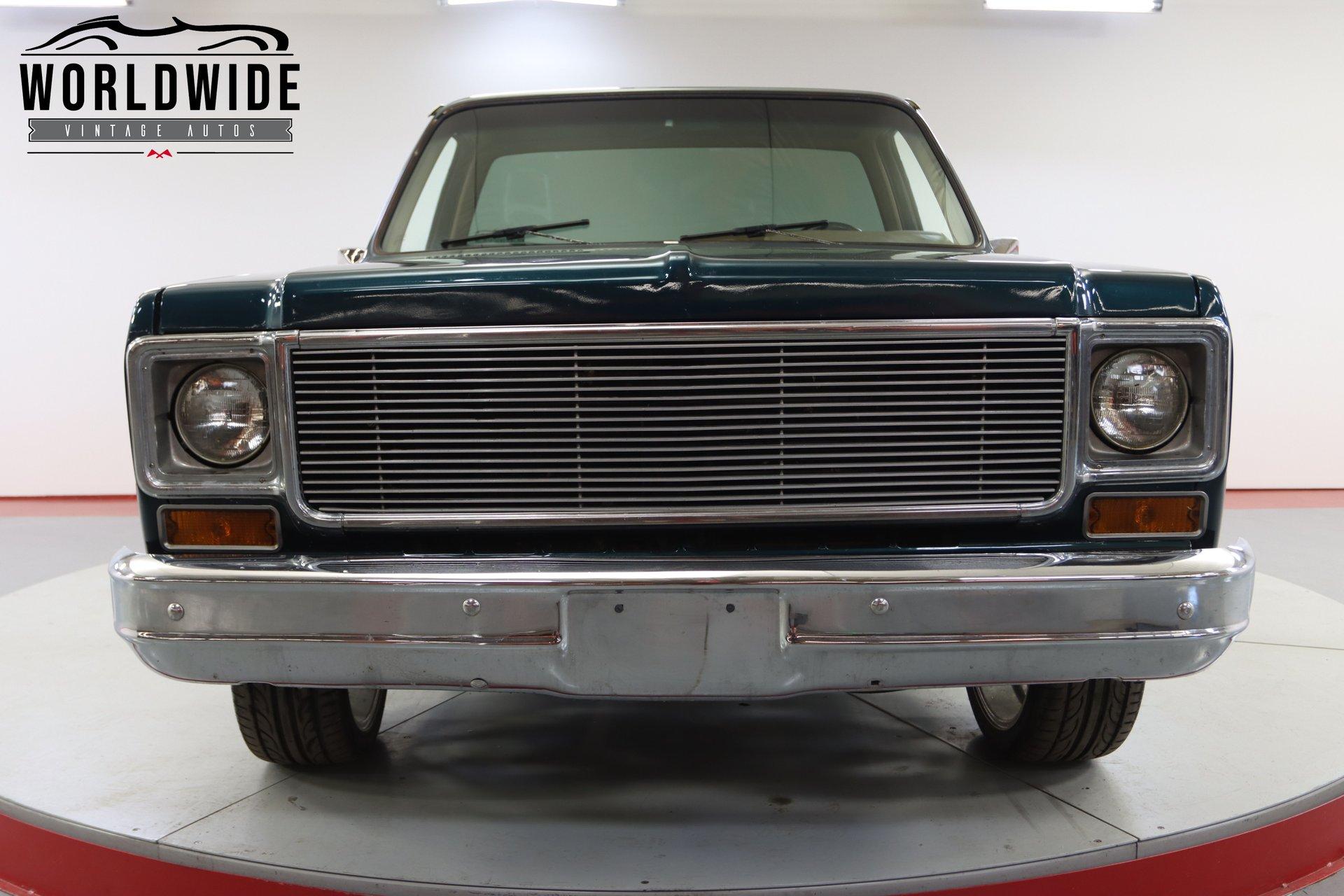 1978 Chevrolet C10