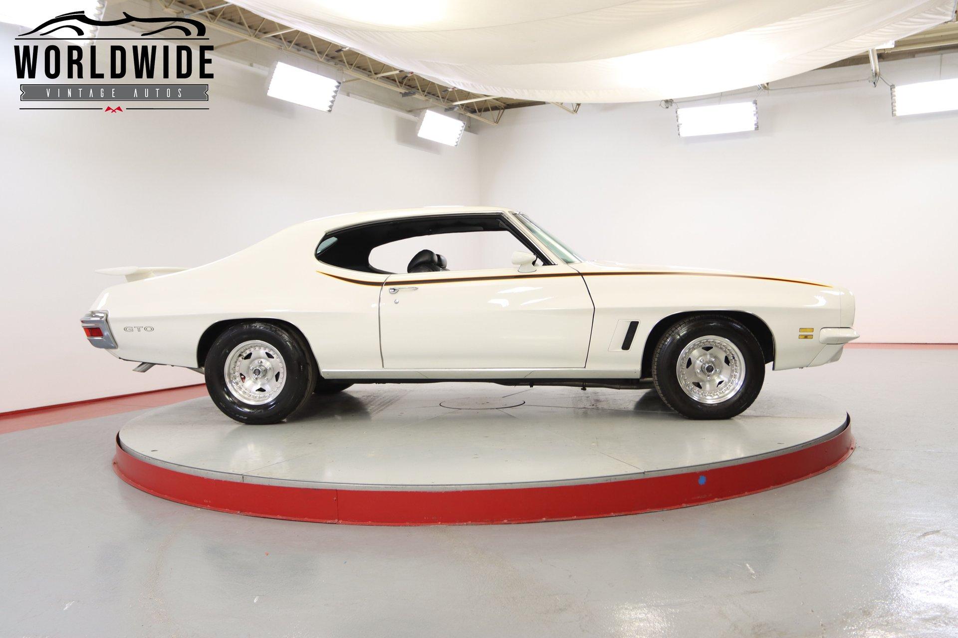 1972 Pontiac LeMans GTO Clone