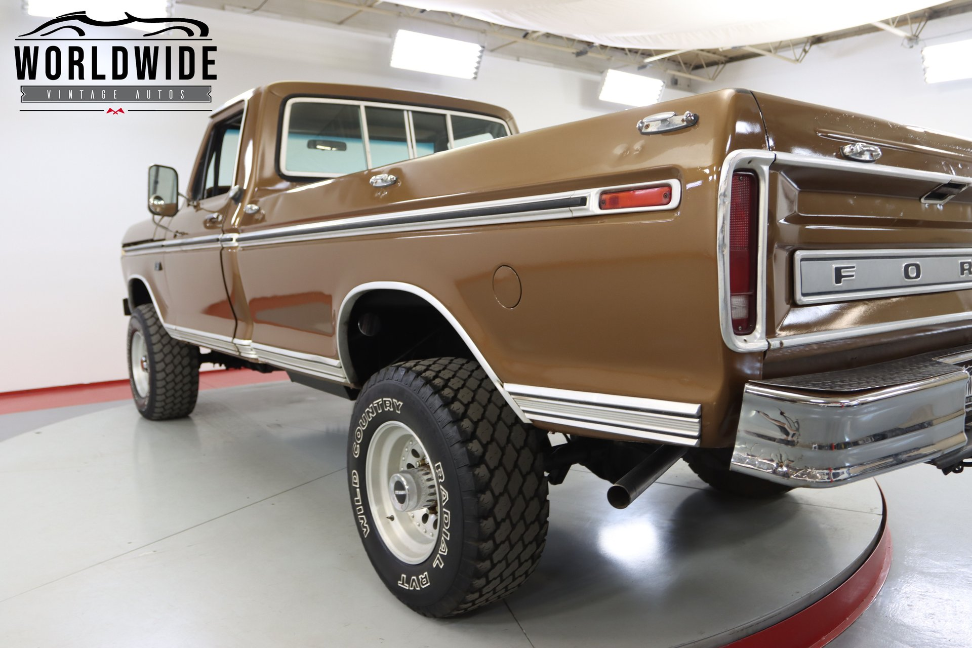 1976 Ford F-250