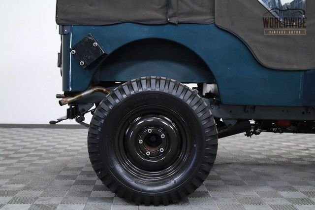 1951 Jeep Willys