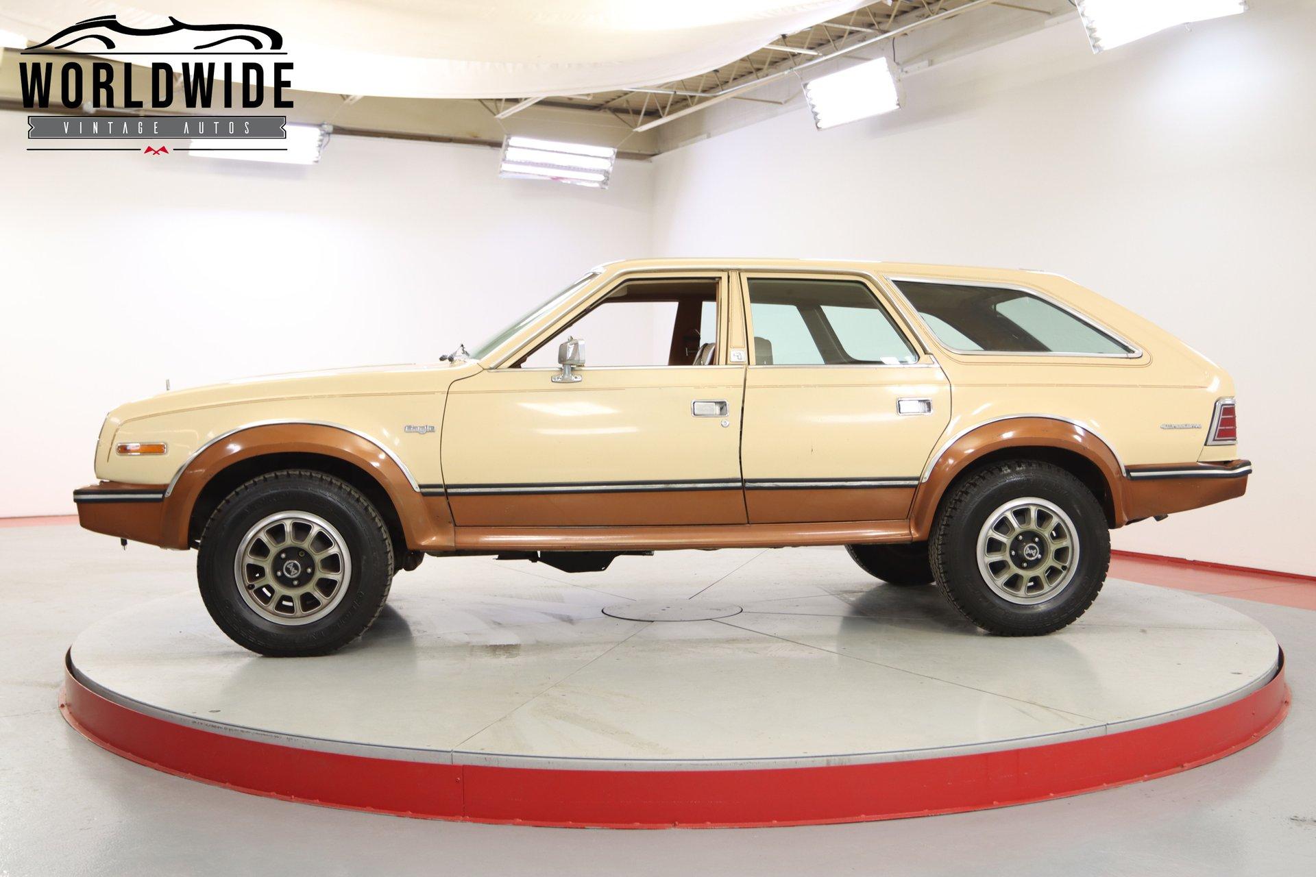 1982 AMC Eagle