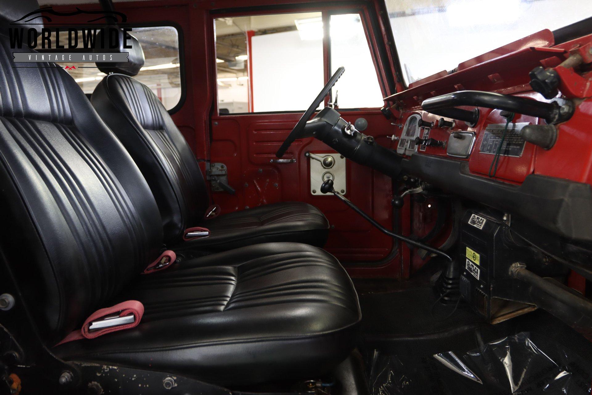 1969 Toyota FJ40