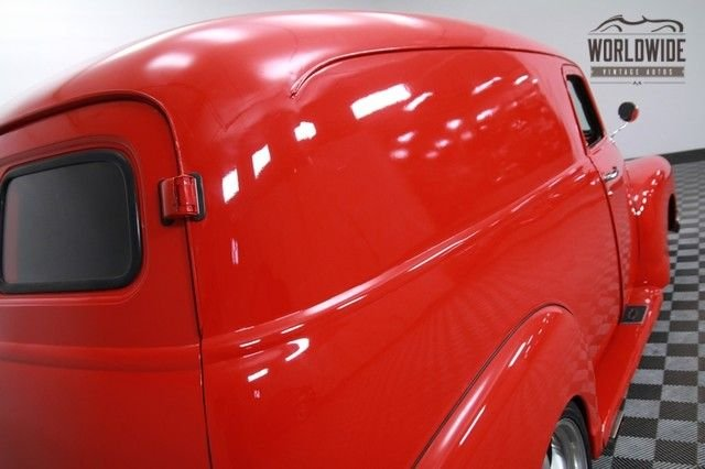 1948 Chevrolet Panel Delivery