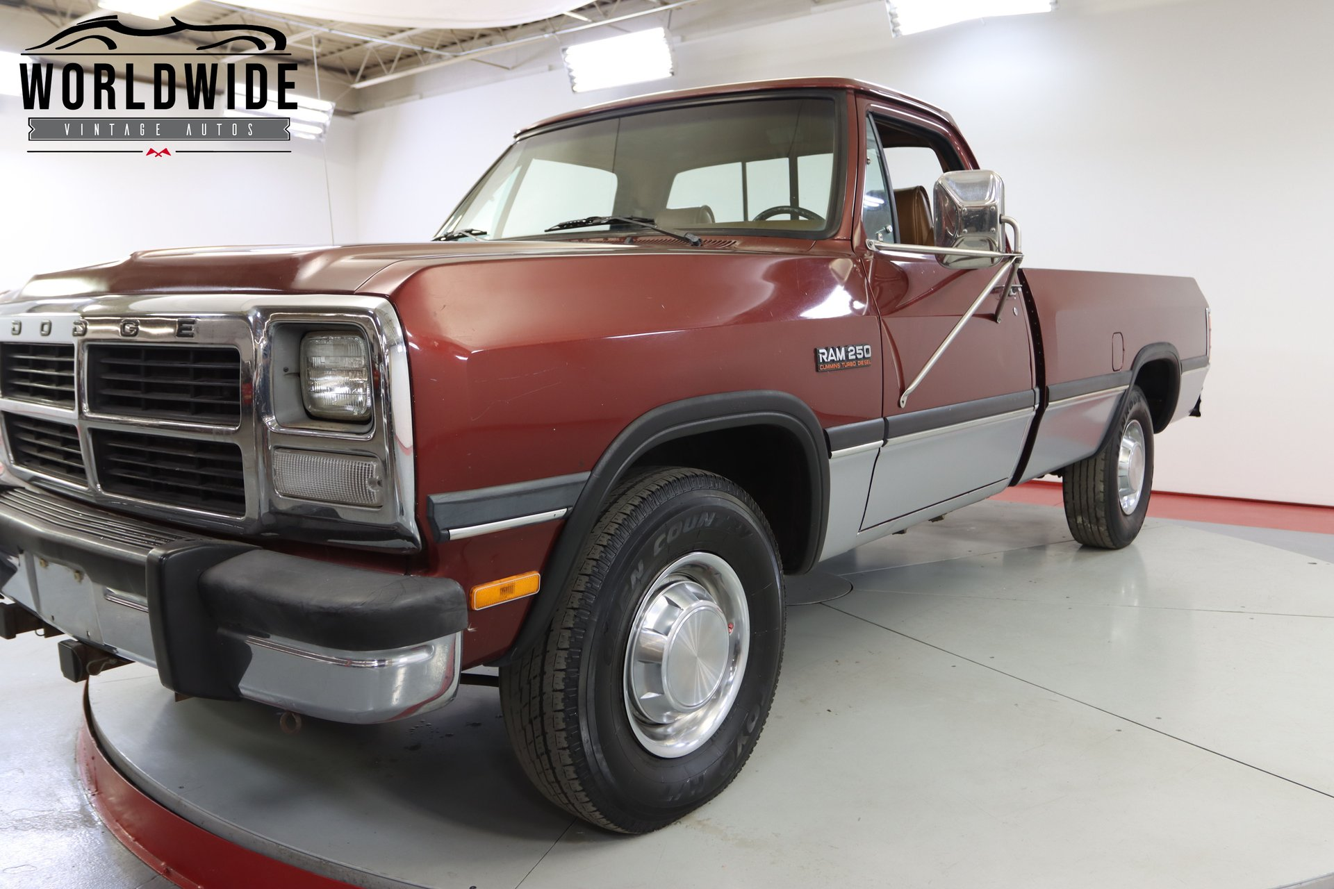 1993 Dodge RAM 2500