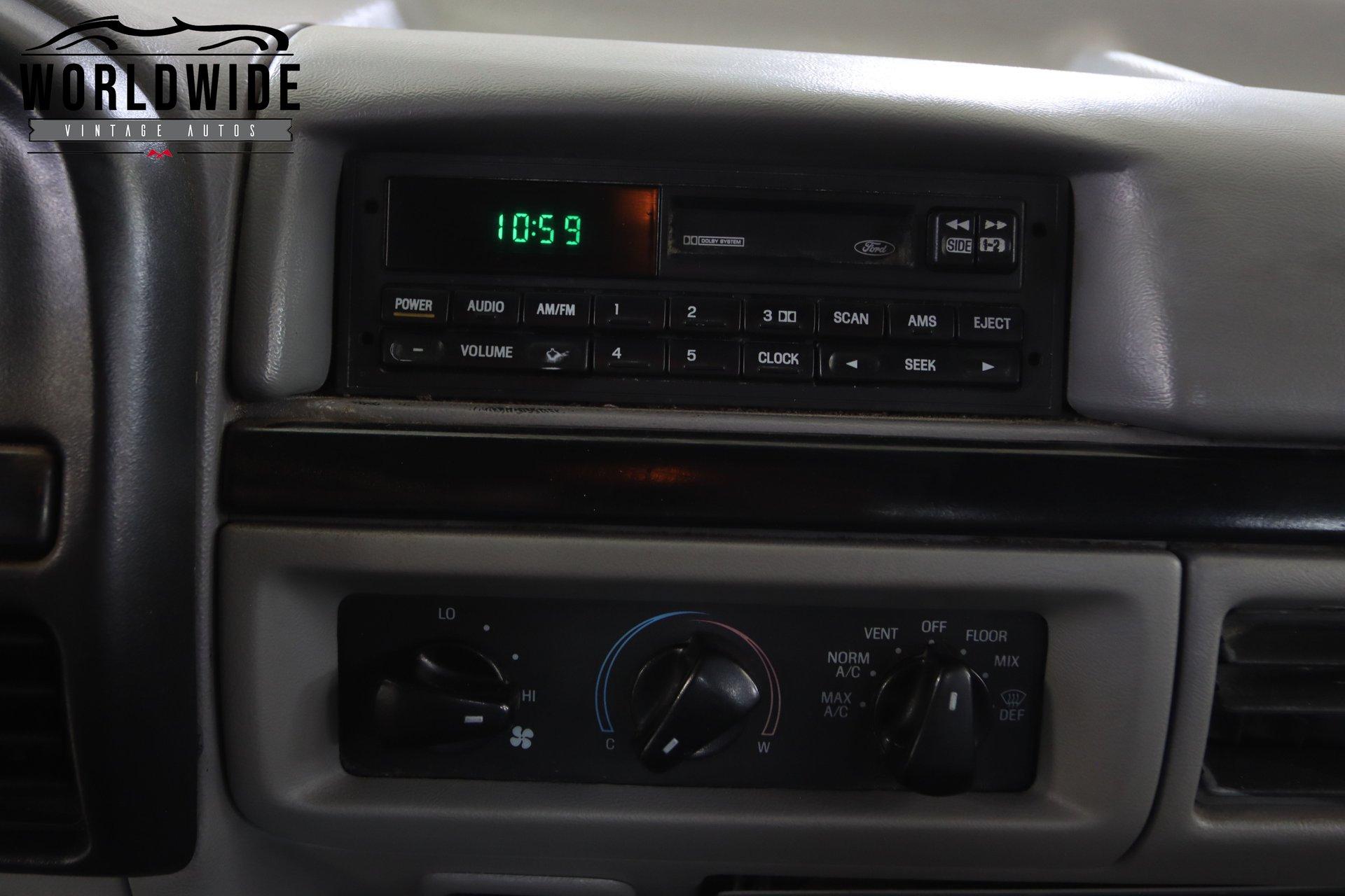 1995 Ford F-250 XLT