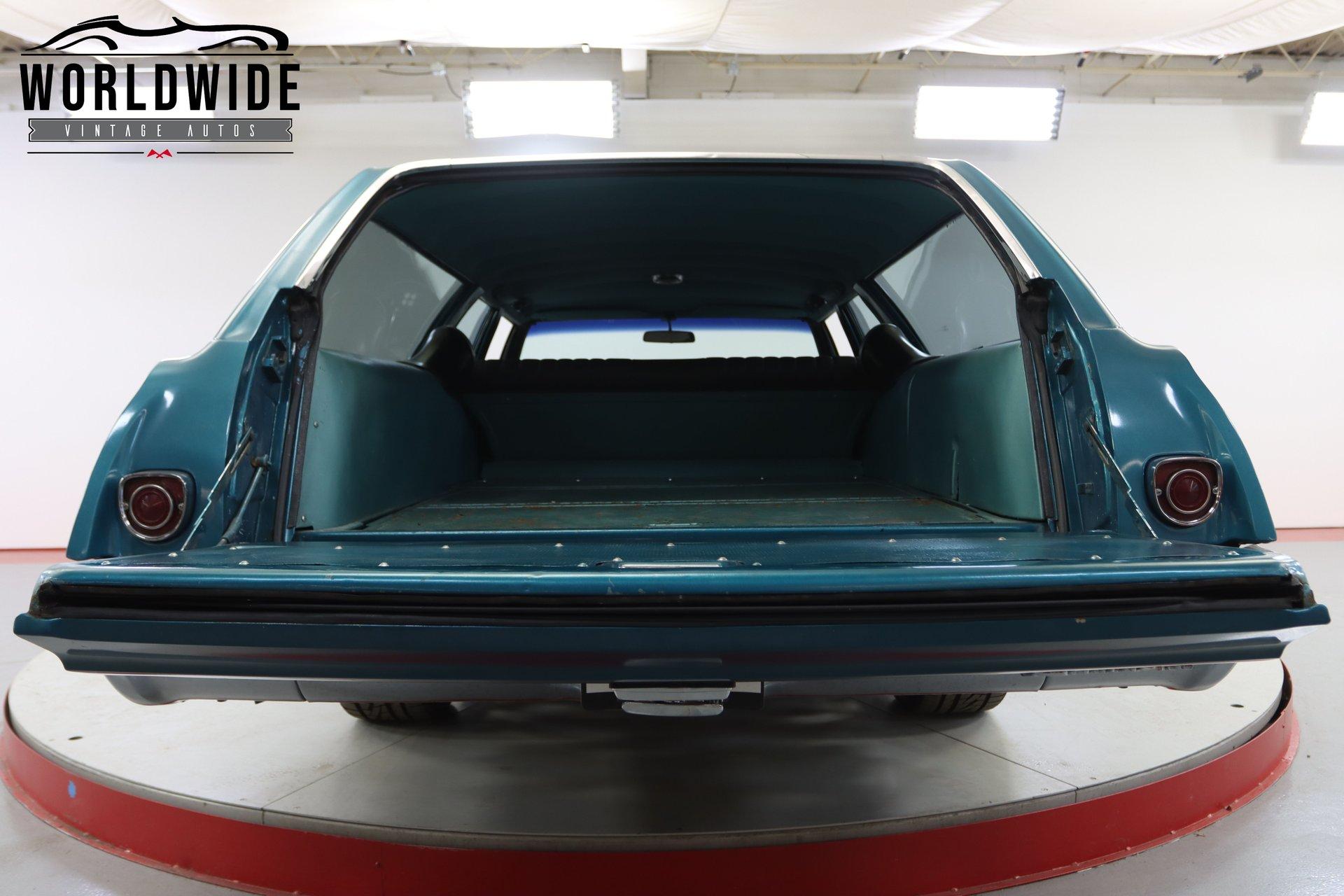 1968 Chevrolet Bel Air Wagon