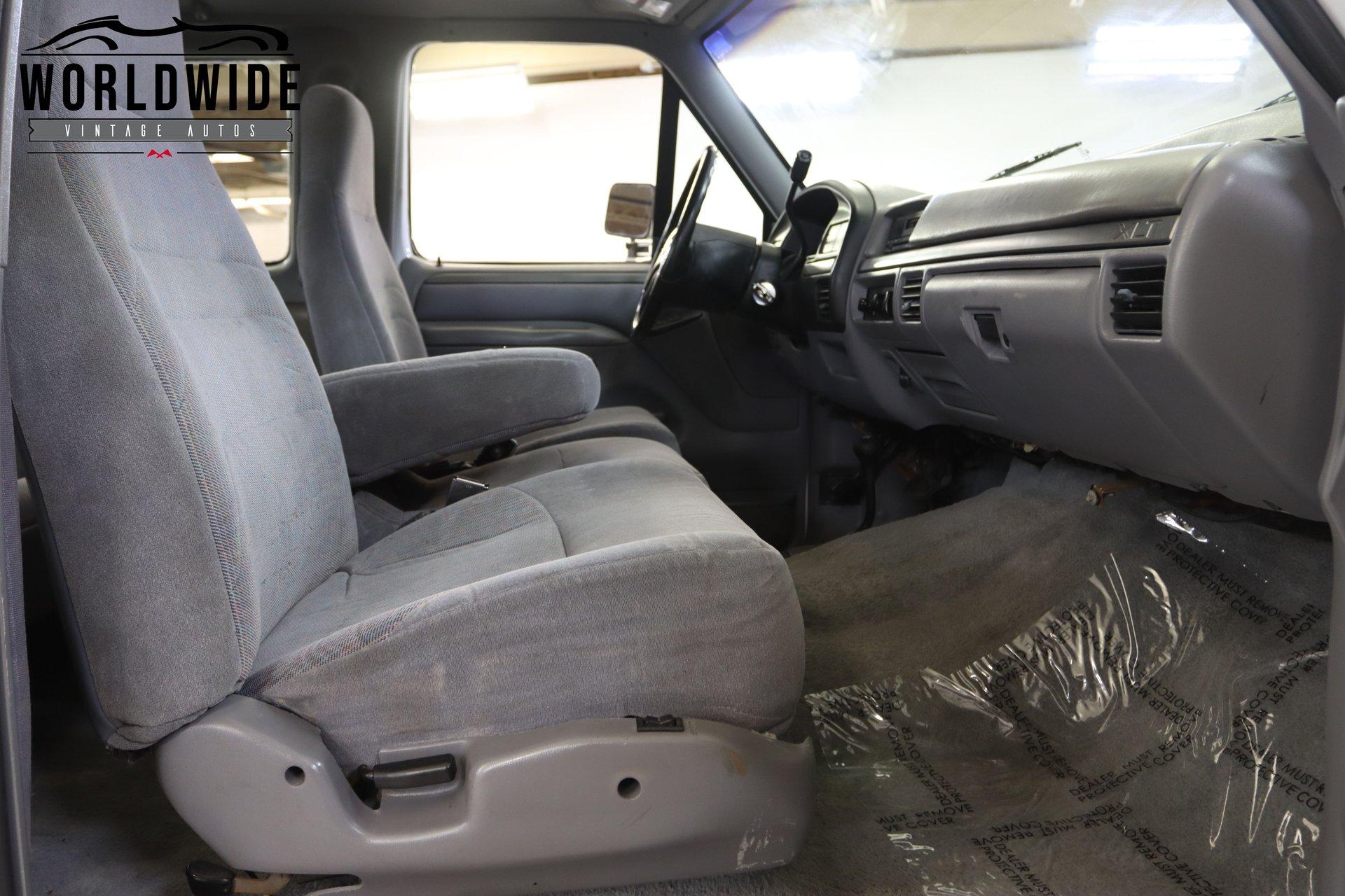 1994 Ford F-250 XLT Super Cab