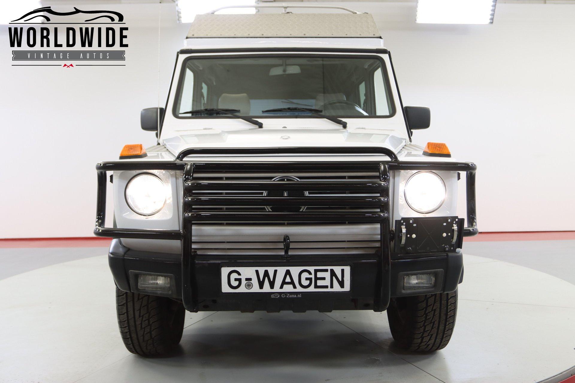 1991 Mercedes-Benz G Wagon