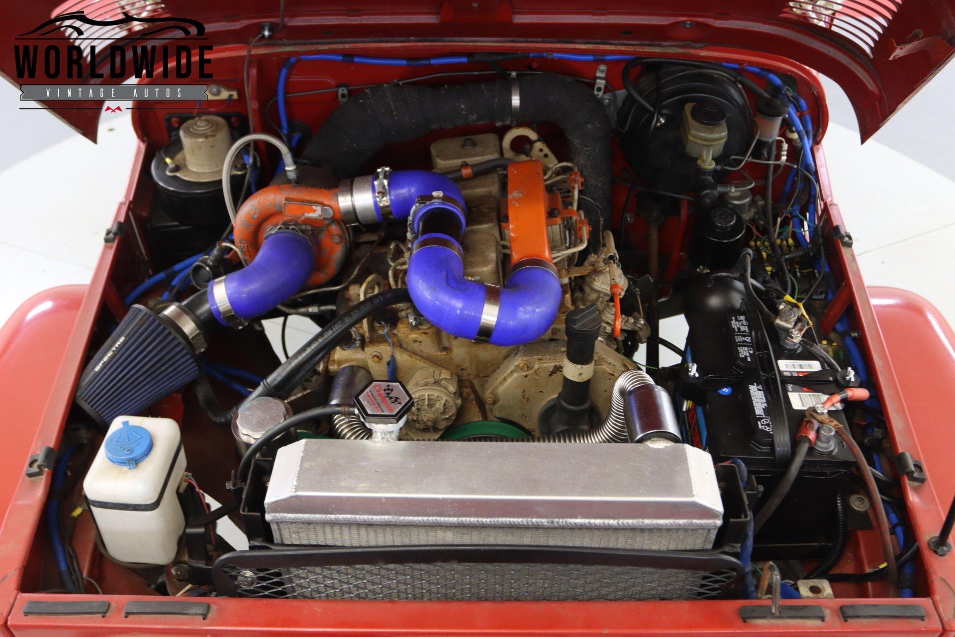 1974 Toyota Fj40 Diesel