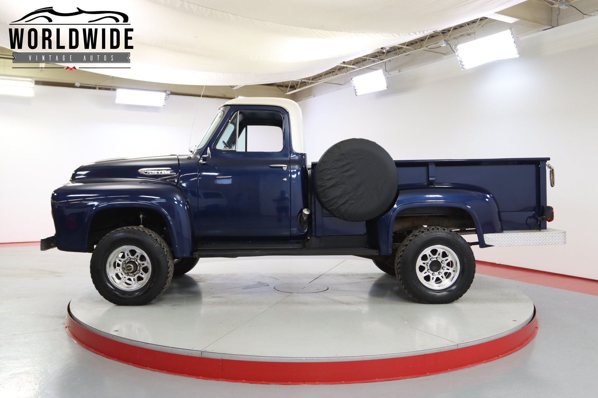 1954 Ford F-250