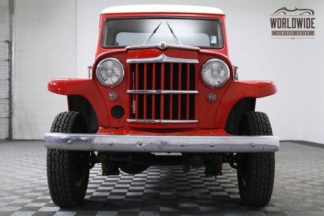 1962 Jeep Willys