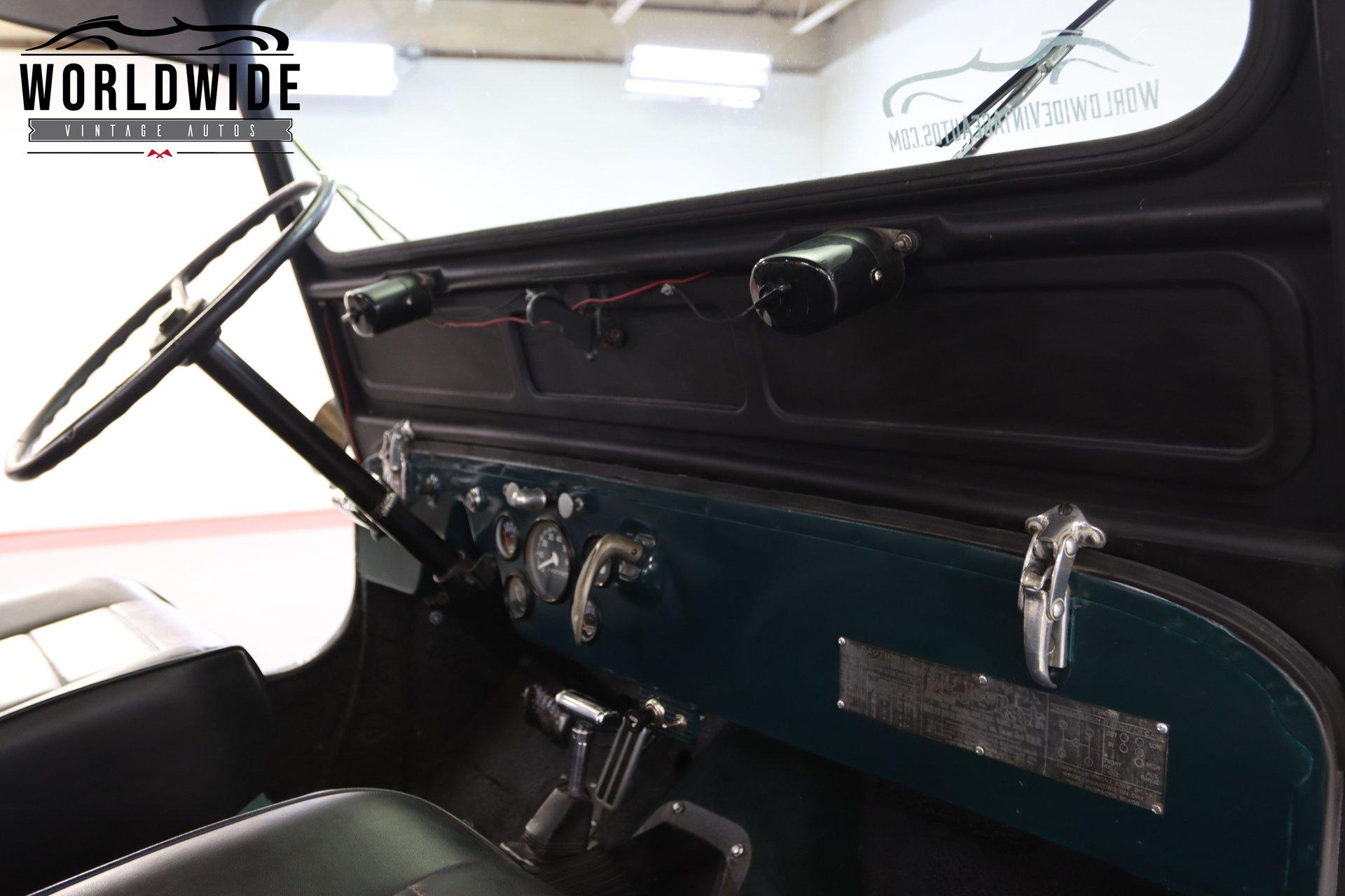 1951 Willy's CJ-2A