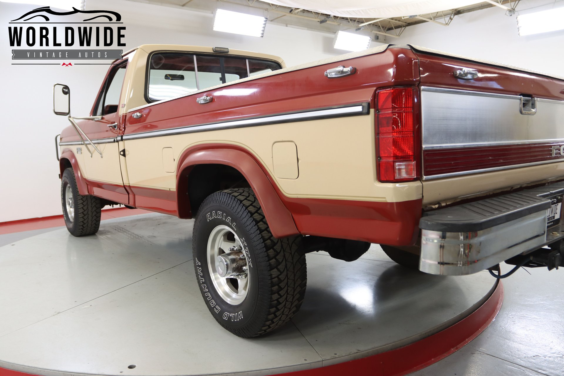 1985 Ford F-350