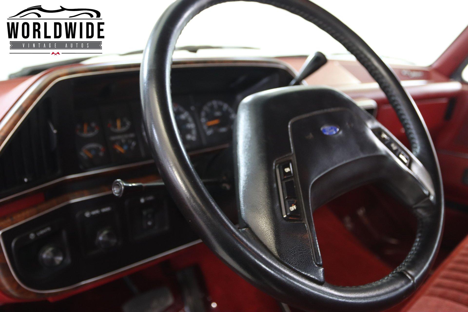 1990 Ford F-250 XLT