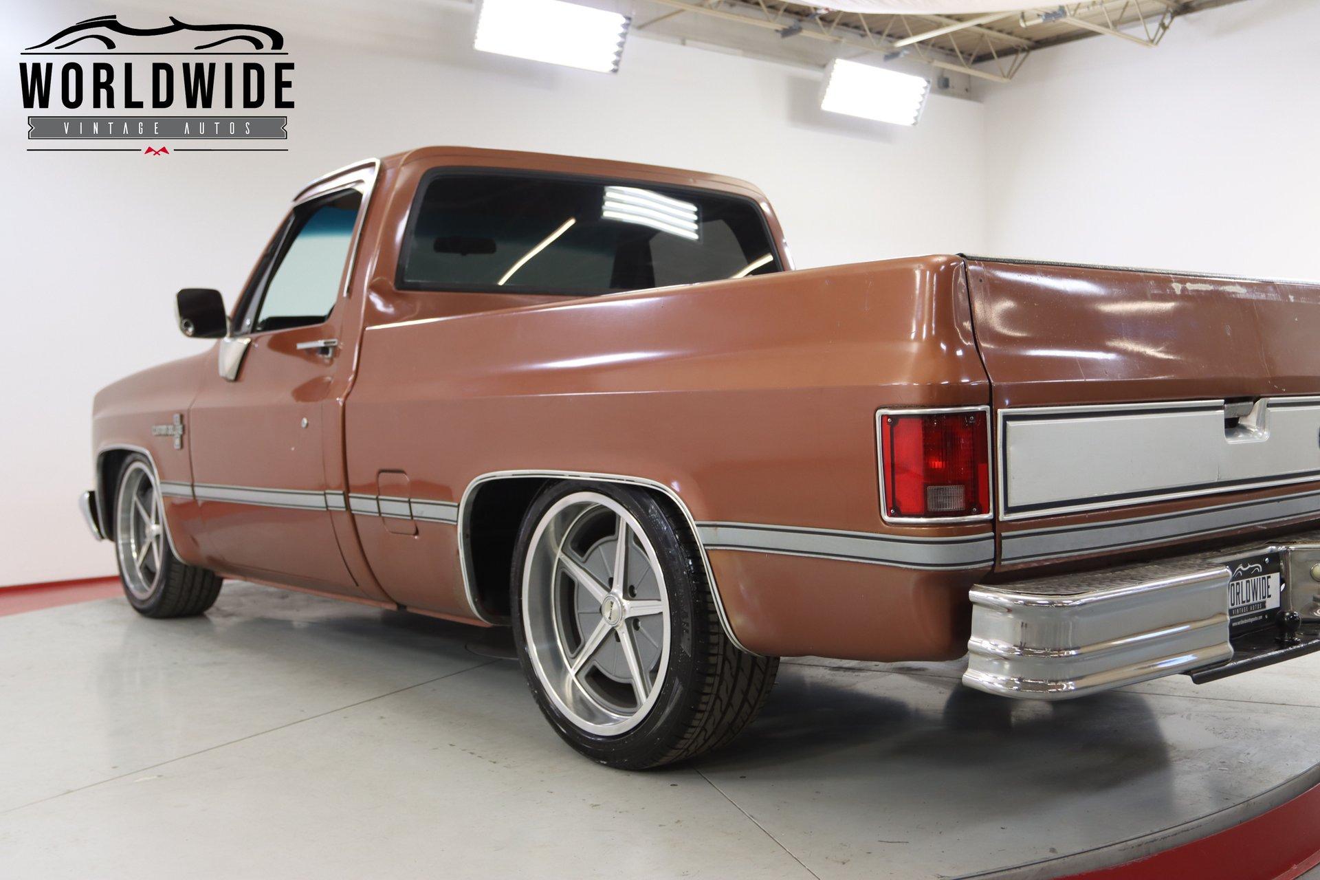 1982 Chevrolet C10