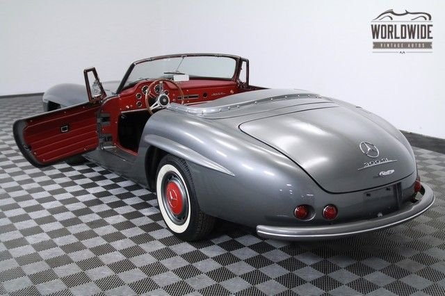 1957 Mercedes 300Sl Roadster