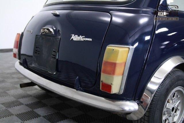1972 Morris Mini
