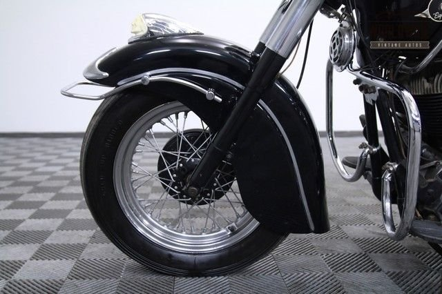 1953 Indian Eighty 80 Cheif