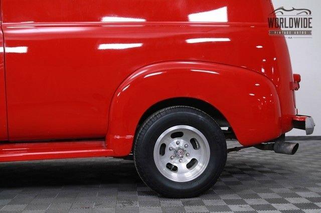 1953 Chevrolet Panel
