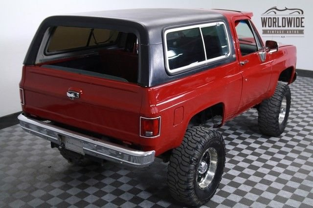 1977 Chevrolet Blazer Jimmy