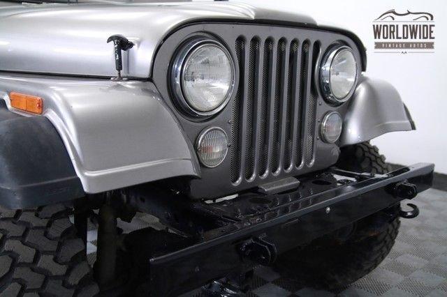 1981 Jeep Scrambler Cj8