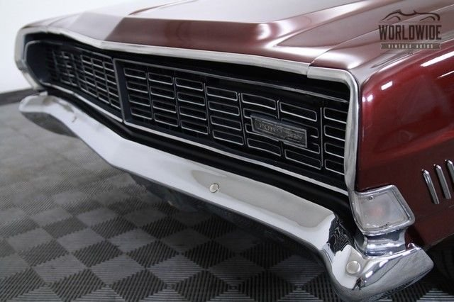 1968 Ford Galaxie 500 Xl Convertible