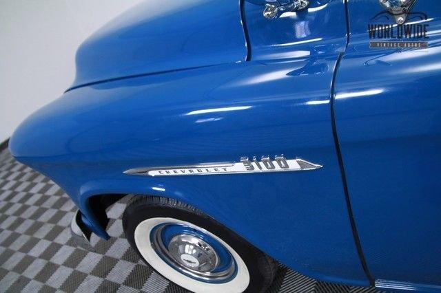 1955 Chevrolet 3100 Panel
