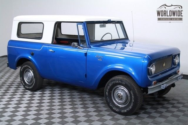 1965 International Scout