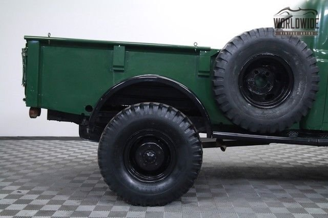 1947 Dodge Power Wagon Wdx