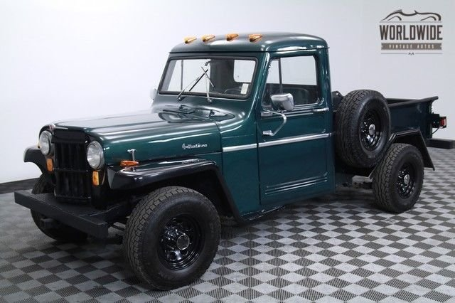 1954 jeep willys