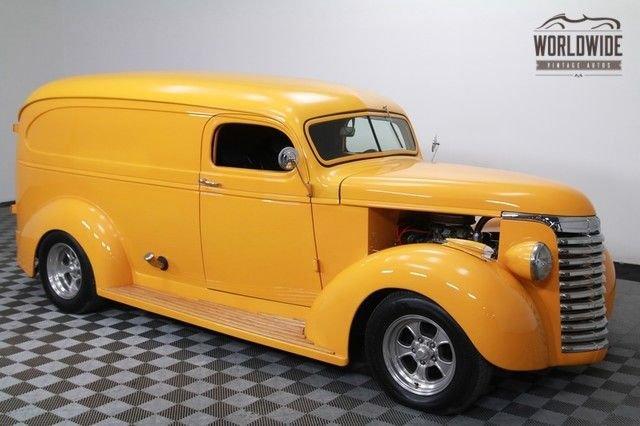 1939 GMC Panel