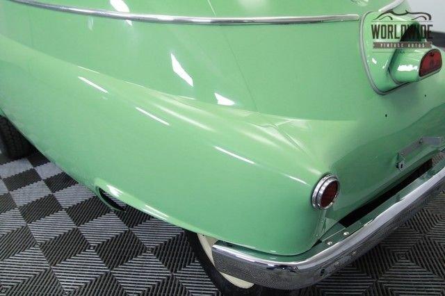 1959 BMW Isetta