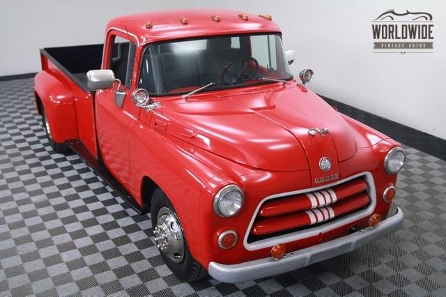 1955 dodge dually truck