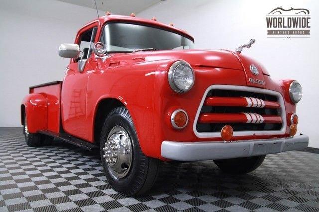 1955 Dodge Dually Truck