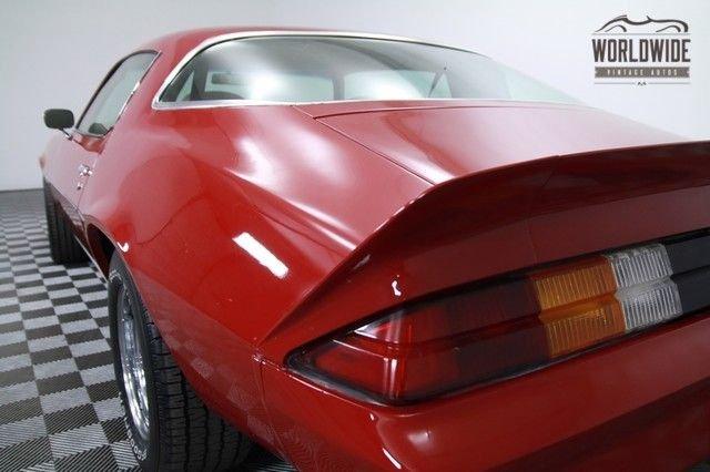1978 Chevrolet Camaro Rs