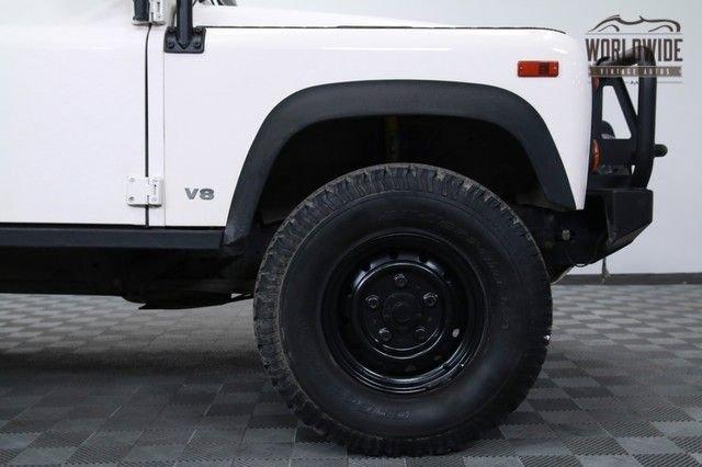 1997 Land Rover Defender 90 D90